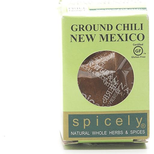 Organic Chili New Mexico Ground