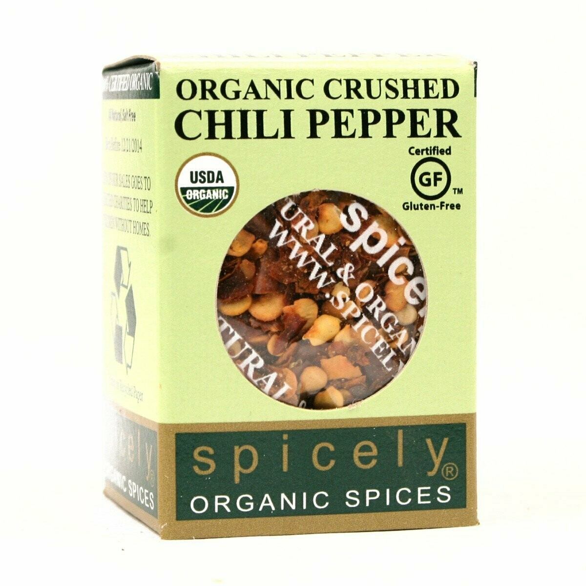 Organic Crushed Chili Pepper