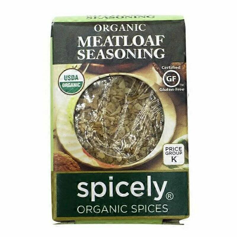 Organic Meatloaf Seasoning