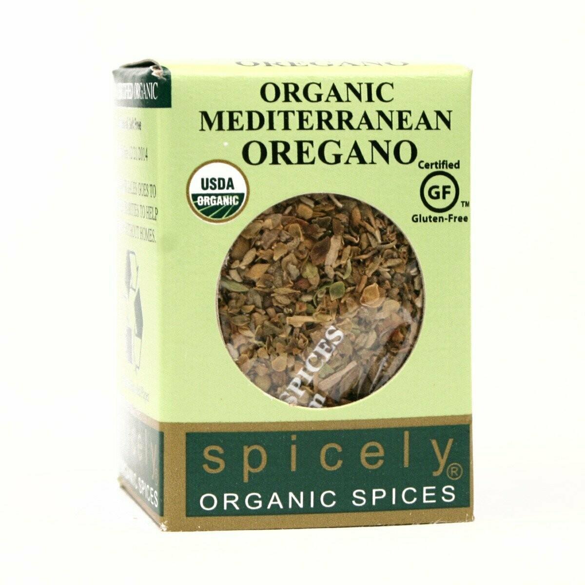 Organic Mediterranean Oregano