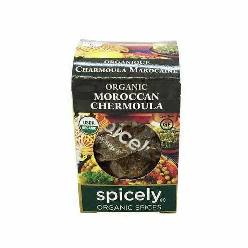 Organic Moroccan Chermoula