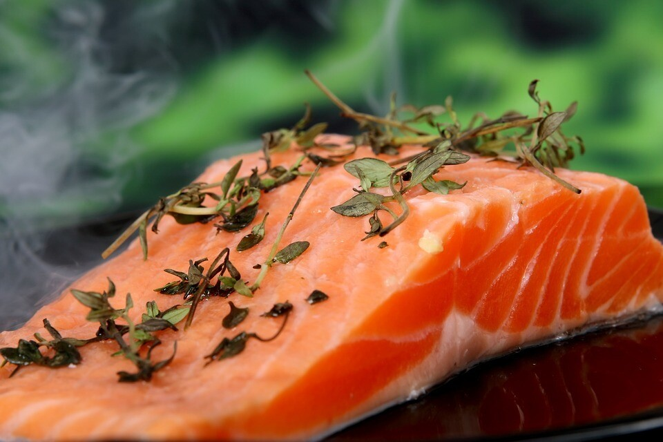 12/7oz Norwegian Salmon Filets