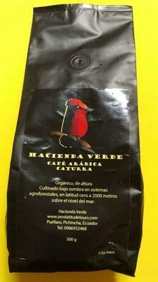 CAFE MOLIDO x 300 gramos