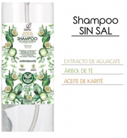 SHAMPOO SIN SAL X LT