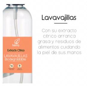 REFILL LAVAVAJILLAS  X LT