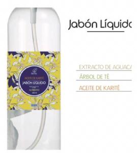 REFILL JABON LIQUIDO -MANOS-  X LT