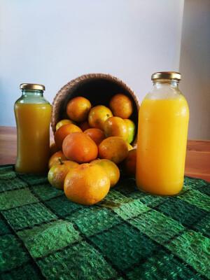 Zumo puro de mandarina. 300ml