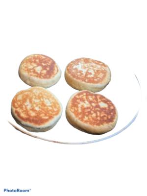 """Tortillas mexicanas """"gordas de nata"""" (5 unidades)"""