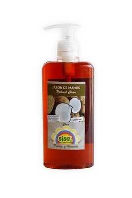 Jabón liquido x 250 ml / válvula
