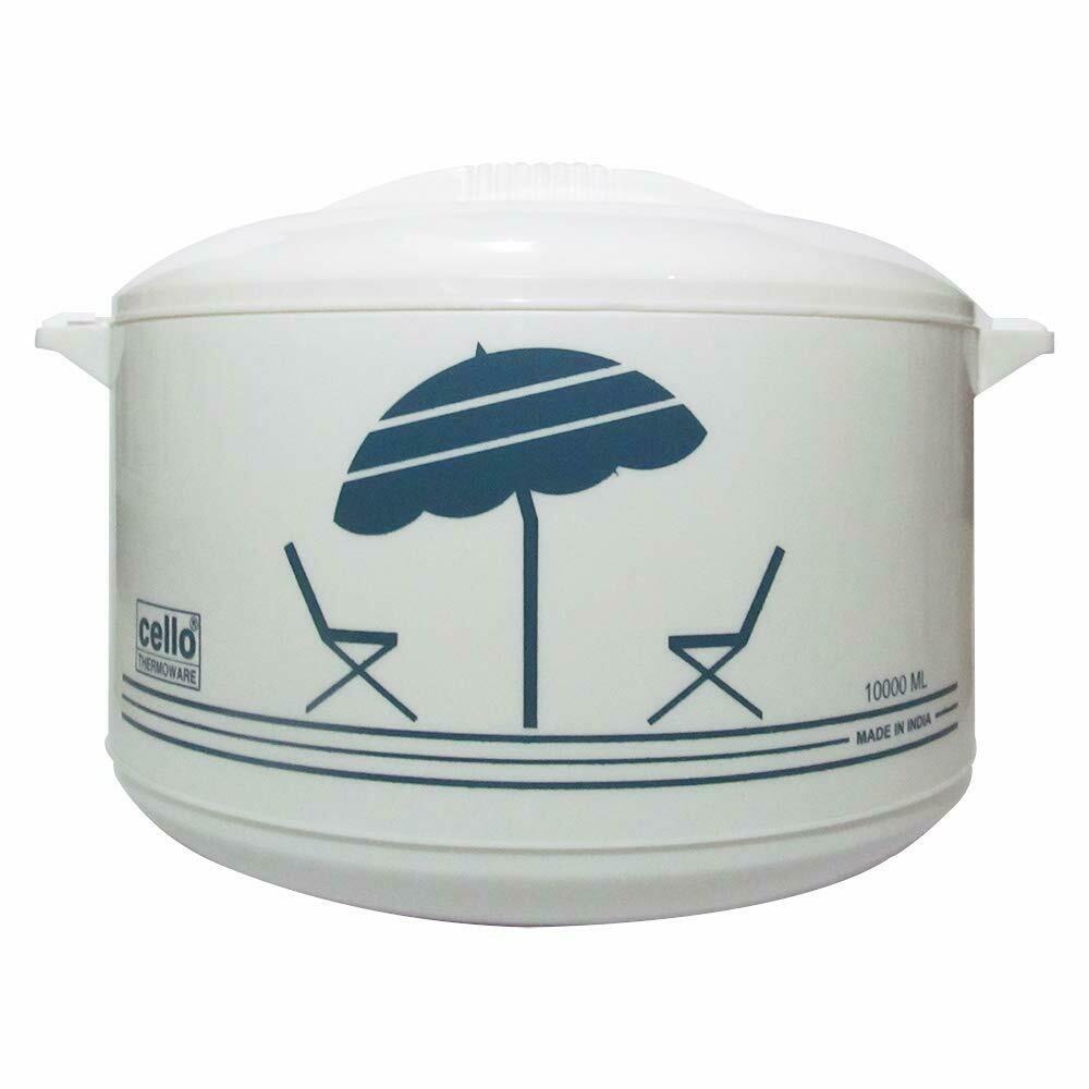 Cello CE-17L Chef Deluxe Hot-Pot Insulated 10 Litre Casserole Food Warmer/Cooler