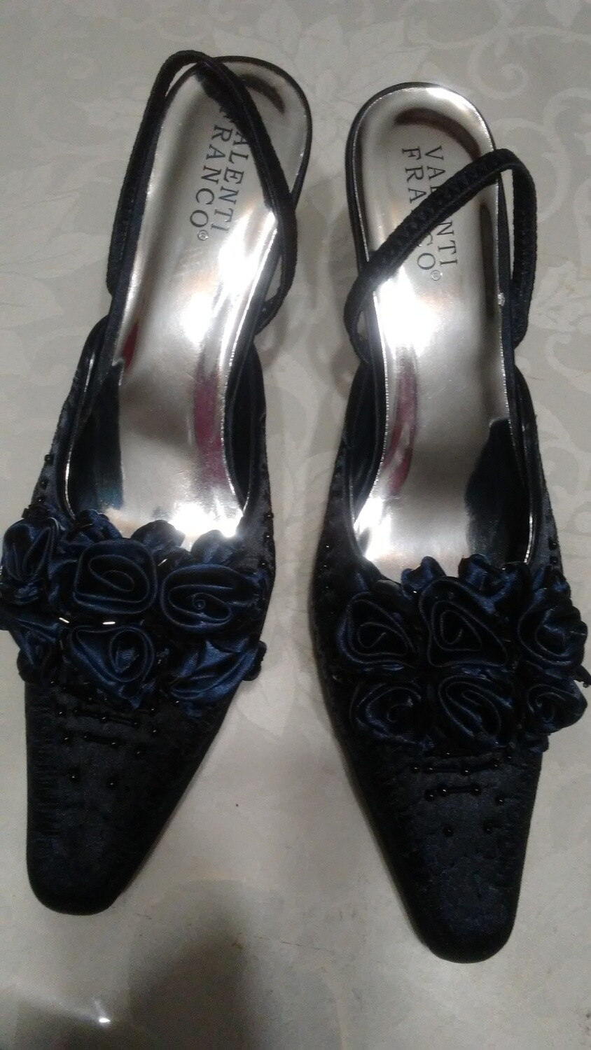 Valenti Franco Slingback Dress Shoes