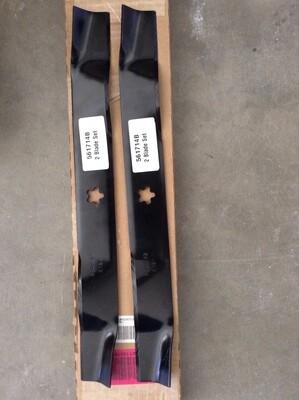 Maxpower 561714 Mower Blades,