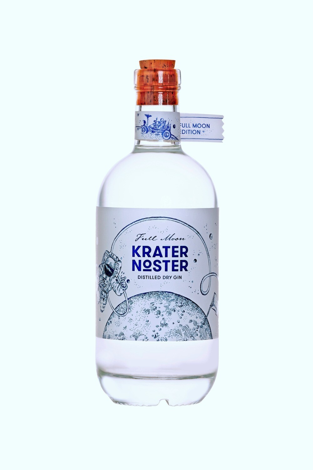 Krater Noster - Full Moon Distilled Dry Gin 0,7l