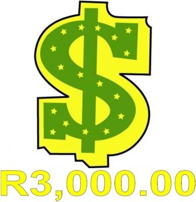 Three Thousand Rand Item