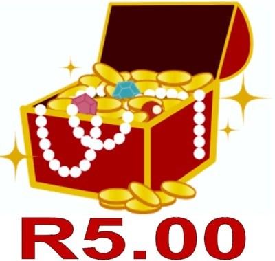 Five Rand Item