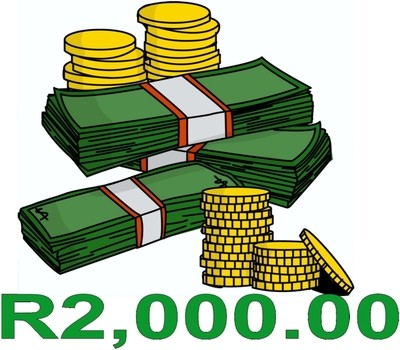 Two Thousand Rand Item