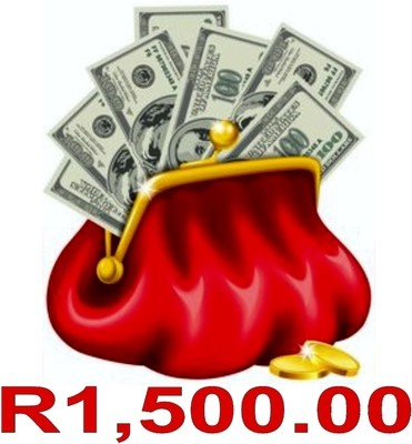 One Thousand Five Hundred Rand Item