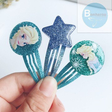 ELSA FROZEN BB PIN 4 PZAS.