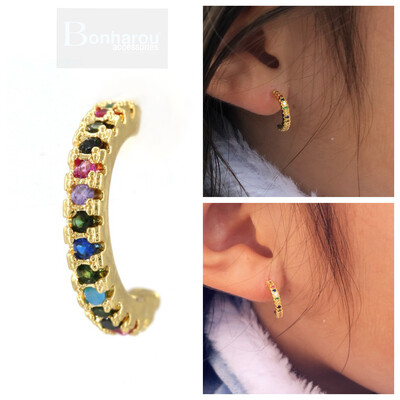 PRISM SMALL EARRING