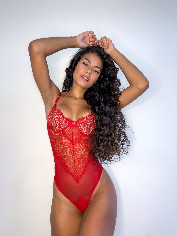 BODY SENSUAL RED