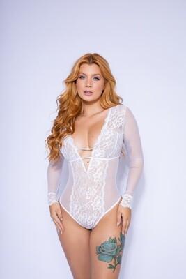 BODY LADY PASSION WHITE