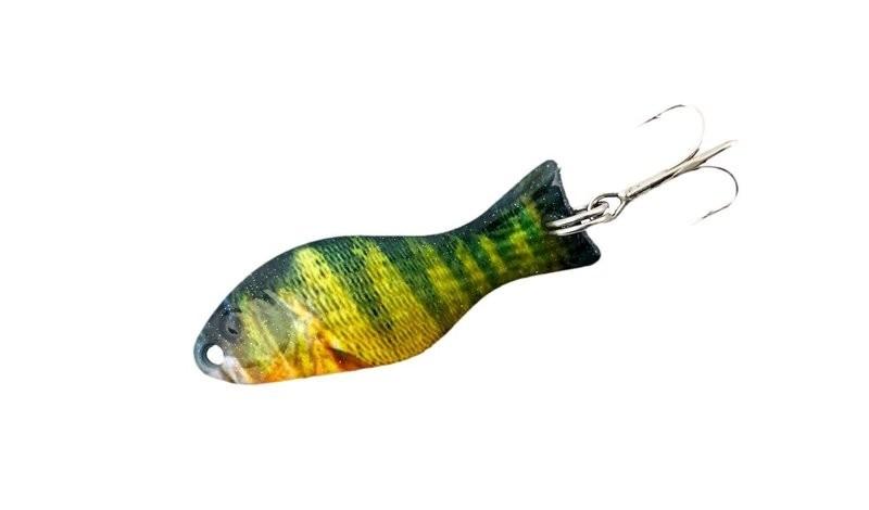 3/16 oz. Al's Living Lure Fishing Lure - Perch
