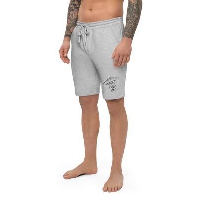 Men's Astronomical fleece shorts