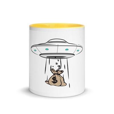 Astronomical Morning Mug
