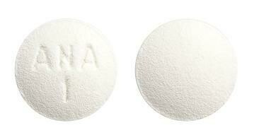 Anastrozole Capsule 0.5mg - One Month Supply