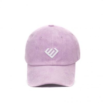 Euphoria - Light Purple Suede Dad Hat