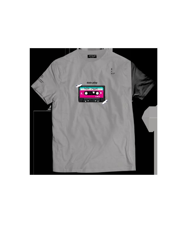 Apolo - Retro Cassette Grey
