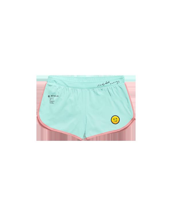 Apolo - Womens Aqua Short