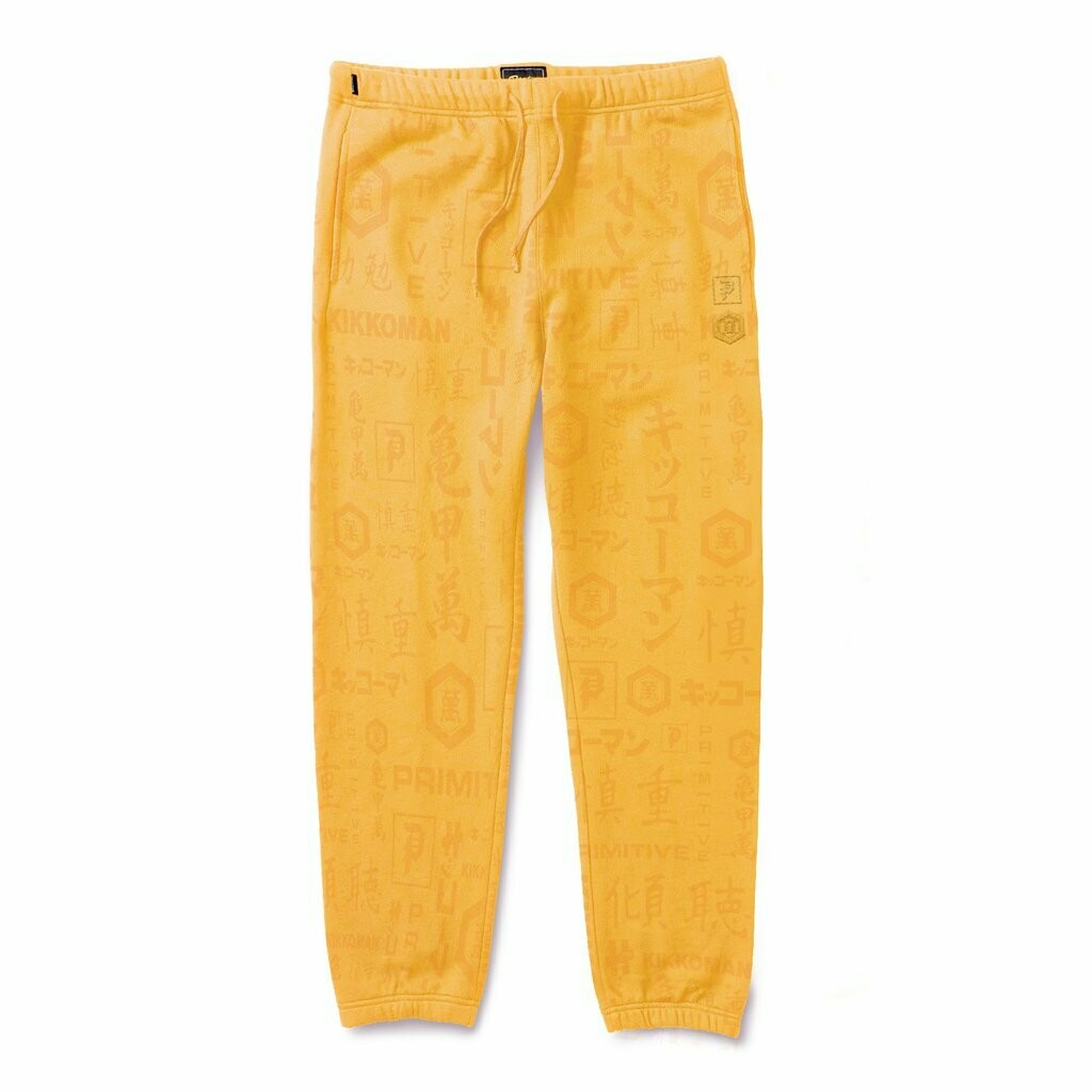 Primitive - Kikkoman x Primitive Skate Fleece Pants.
