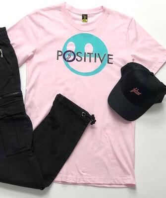FSHNS - Positive Smile Pink Tee