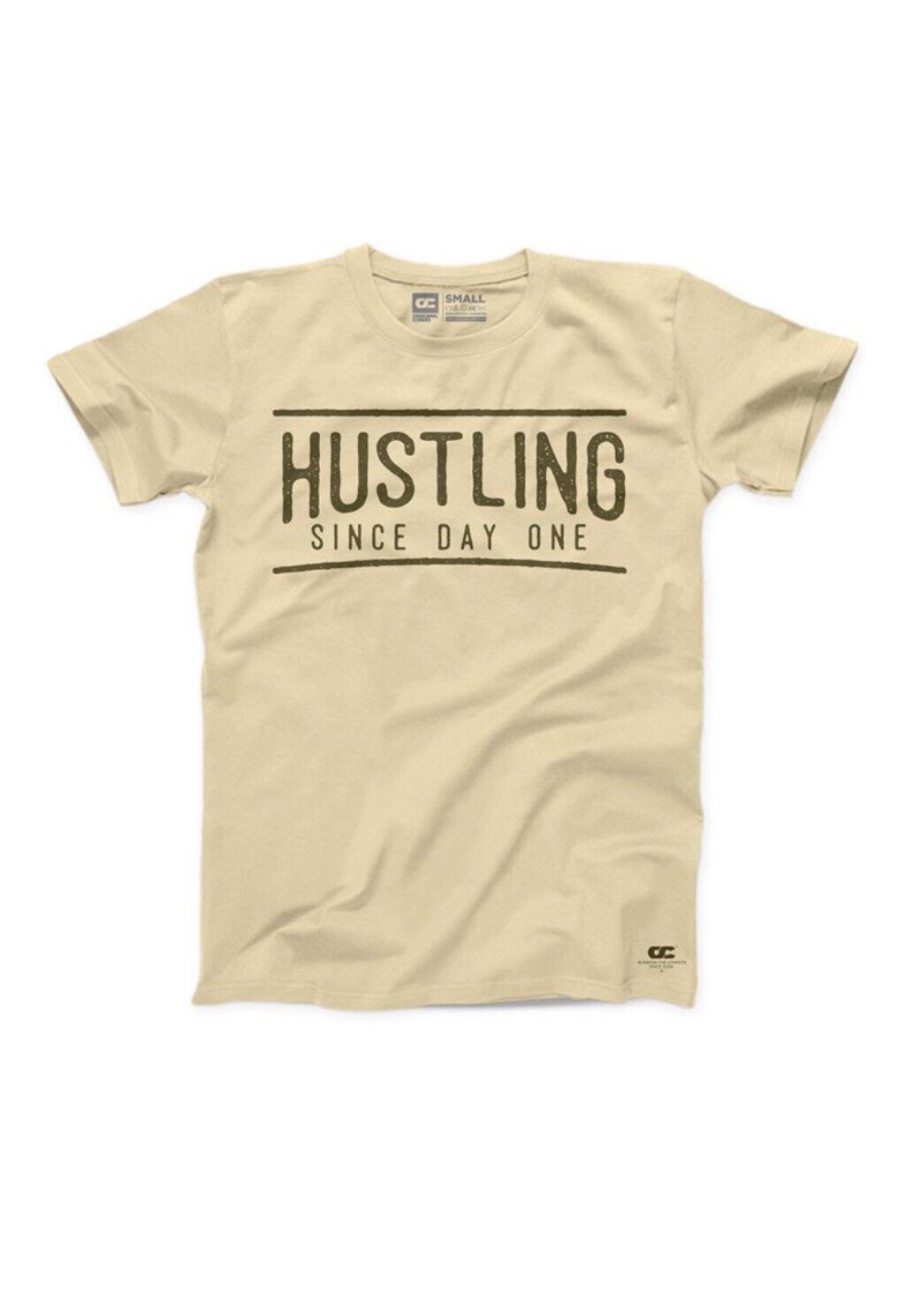 OC - HUSTLING SINCE DAY ONE TEE
