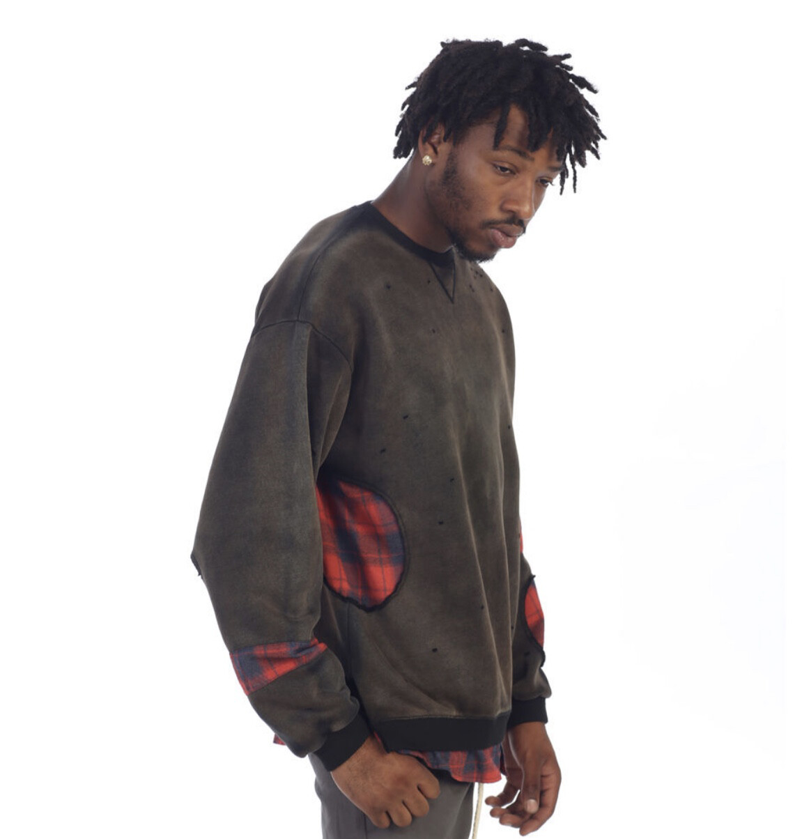 EPTM Butcher Crewneck Faded Black