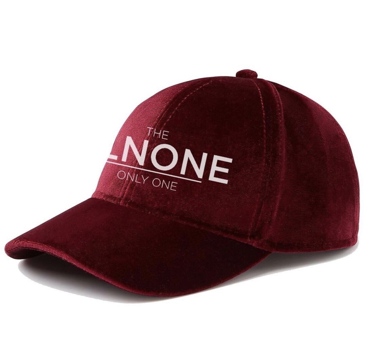 The Only One - Suede Dad Hat