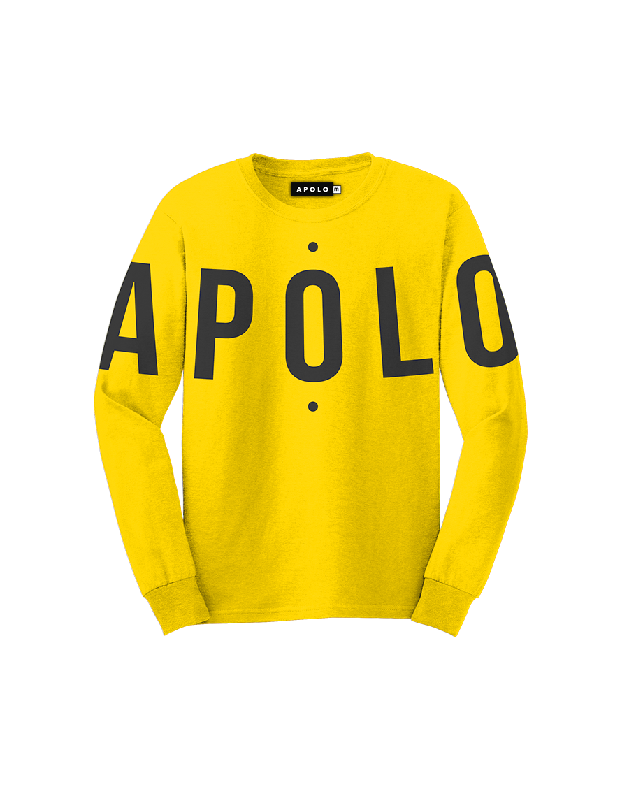 Apolo - Yellow Sweater
