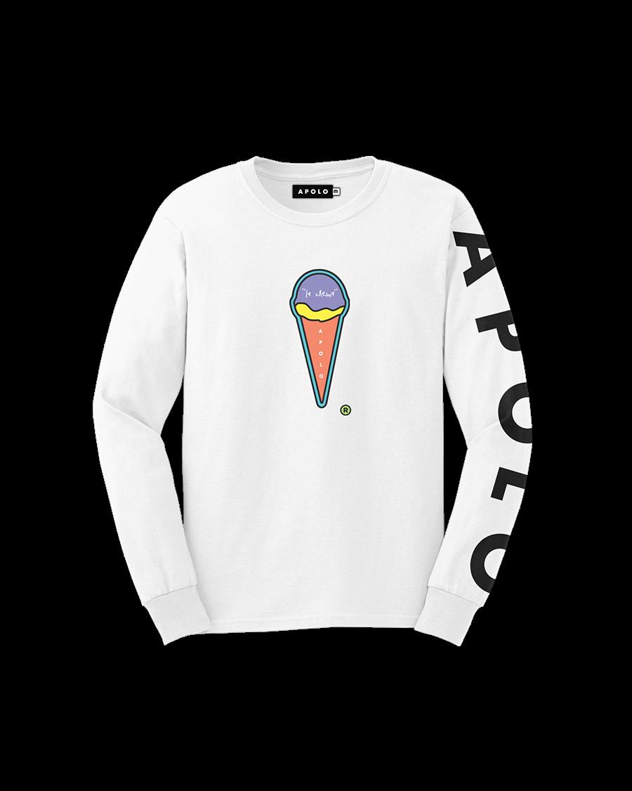 """Apolo - Multicolor IceCream """"La Crema"""""""