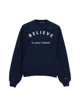 Apolo - Believe In Your Talents Navy Blue