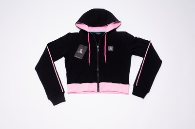 DLAB Cotton Candy Women's Zippered Hoodie