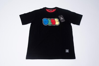 DLAB Balloon Graffiti Chenille Embroidered Tee