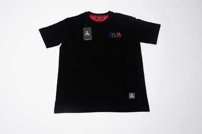 DLAB Balloon Graffiti Embroidered Tee