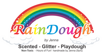 RainDough playdough