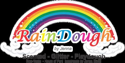 RainDough playdough