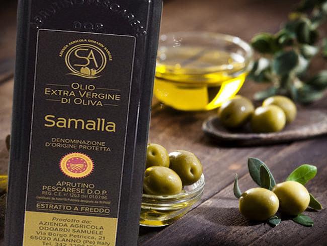 Оливковое масло первого холодного отжима Samalla DOP (кампания 2019)