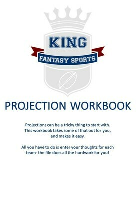 2020 KFS Projection Workbook
