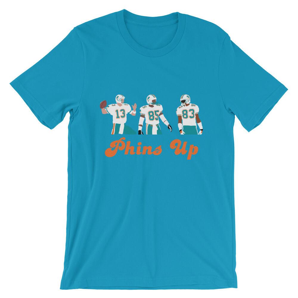Retro Phins Up