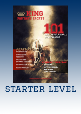Fantasy 101 Starter Level