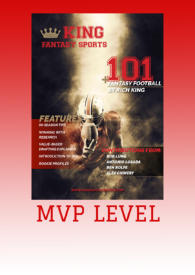 Fantasy 101 MVP Level